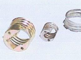 stampa accessori metallici progressiva transfert